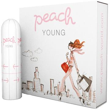 Damen Tampons 4er normal Peach Young