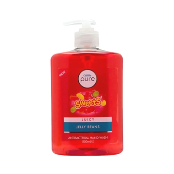 Cussons Pure Antibacterial Hand Wash Jelly Beans 500ml