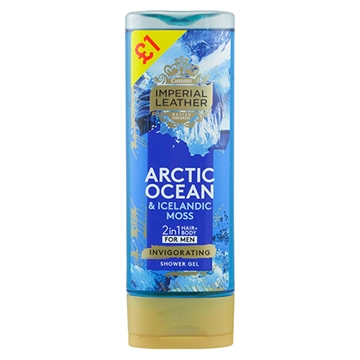 Imperial Leather Shower Gel Arctic Ocean  250ml