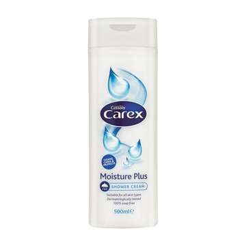Carex Shower Cream Moisture Plus 500ml
