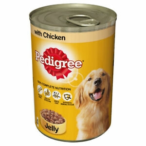 Pedigree Dog Chicken  385G