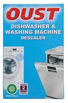 Oust Dishwasher/Machine Cleaner 2'S