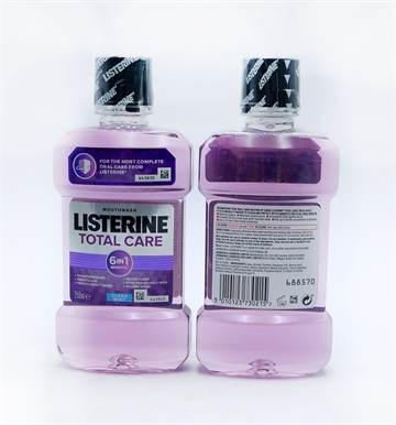 Listerine Mouthwash Total Care 250ml