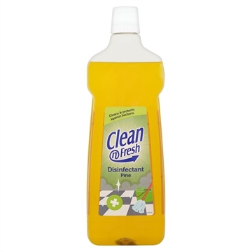 Clean & Fresh Disinfectant Pine 1L