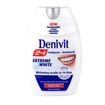 Denivit Extreme White 2In1