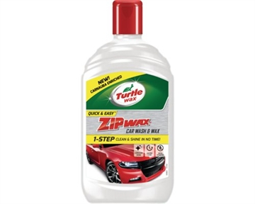 Turtle Wax Zip Wax Car Wash&Wax 500ml