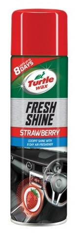 Turtle Wax Fresh Shine Strawberry Spray 500ml