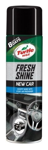 Turtle Wax Fresh Shine New Car Spray 500ml