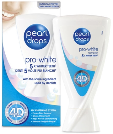 Pearl Drops Toothpaste Pro-White Daily  80G