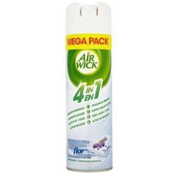 Airwick 4 In 1 Freshner - 500ml Lilac