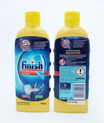 Finish Supercharge Booster 80Wash 250ml