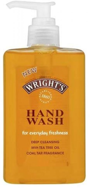 Wrights Hand Wash Deep Cleansing 250ml