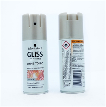 Gliss Shine Tonic Dry & Damaged 100ml