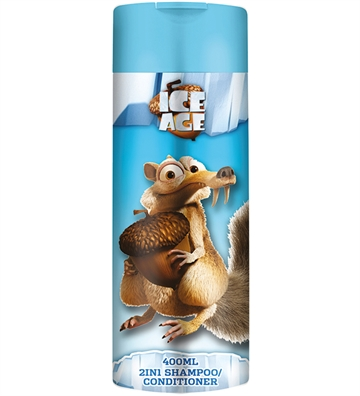 Ice Age Shampoo And Conditioning 2 In 1 400ml
