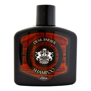 Beard DEAR BARBER SHAMPOO 250ML