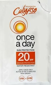 Calypso Once A Day Sachet SPF20 40ml