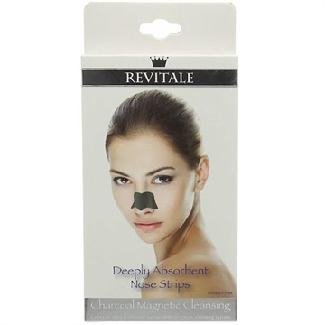 Revitale Deeply Absorbent Nose Strips 5'S Cdu 24