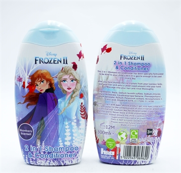 Frozen Shampoo & Conditioner 2In1 300ml