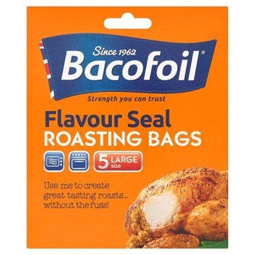 Bacofoil Flavour Seal Roast Bag Large 5'