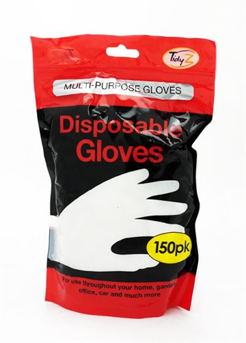 Gloves Disposable 150'