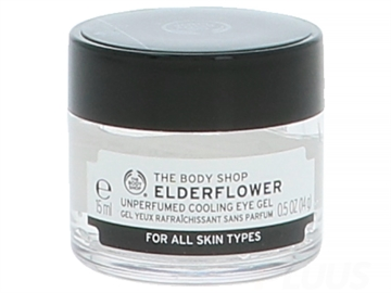 The Body Shop Elderflower Eye Gel 15ml