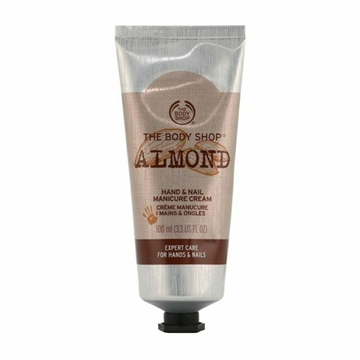 The Body Shop Hand Cream 100ml Almond - Hand & Nail Manicure