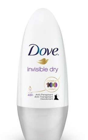 Dove Roll On Deodorant Invisible Dry Women 50ml