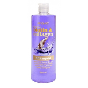 Anovia Shampoo Biotin & Collagen 500ml