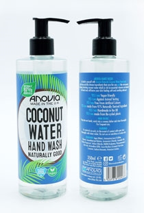 Anovia Handwash Coconut Water 350ml