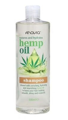 Anovia Shampoo Hemp Oil 500ml