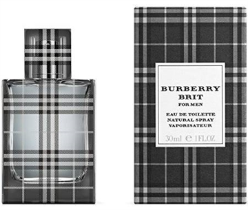 Burberry Brit For Men Eau De Toilette 30ml