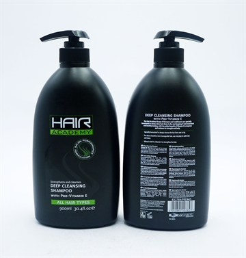 Hair Academy Shampoo Cleansing 900ml