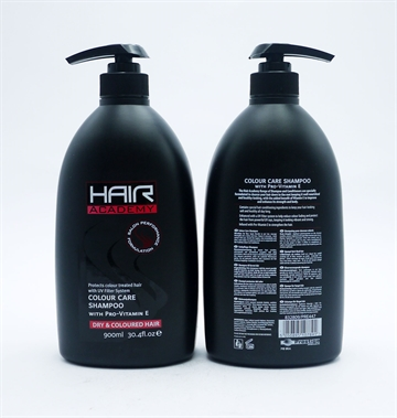 Hair Academy Shampoo Colour 900ml