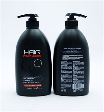 Hair Academy Shampoo Volume 900ml