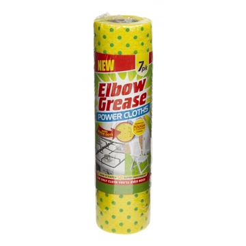 Elbow Grease Power Cloths 7'