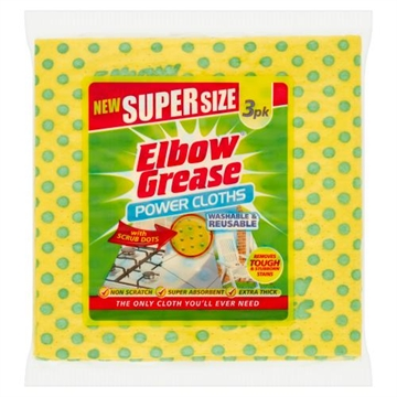 Elbow Grease Supersize Cloth 3'