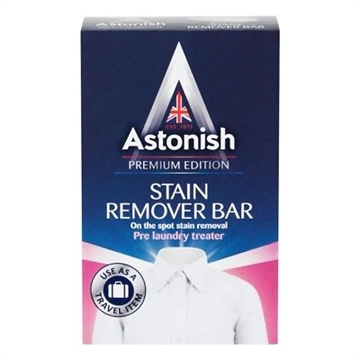 Astonish Premium Ed Stain Remover Bar 75Gm