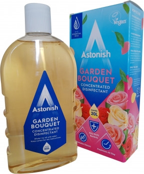 Astonish Concentrated Disinfectant Garden Bouquet 500ml