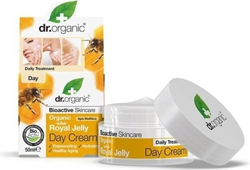 Dr. Organic, Royal Jelly Day Cream, 50 Ml.