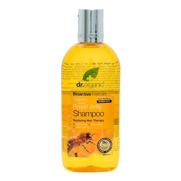 Dr. Organic, Royal Jelly Shampoo, 265 Ml.