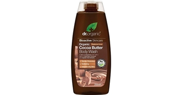 Dr. Organic, Cocoa Butter Body Wash, 250 Ml.
