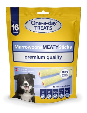 Dog Treat Bag Marrow Bone Sticks 300G