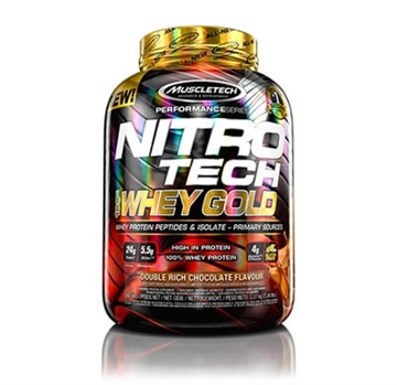 MuscleTech Nitro tech Performance Whey Gold