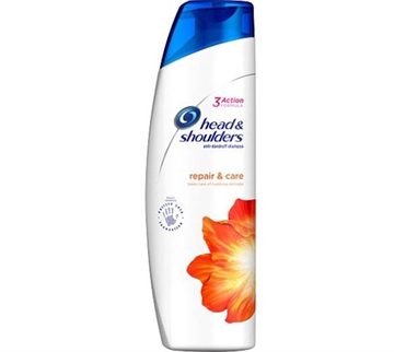 HEAD & SHOULDERS SHAMPOO REPAIR & CARE 250ML