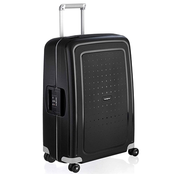 Samsonite S'Cure Kuffert 69Cm Sort