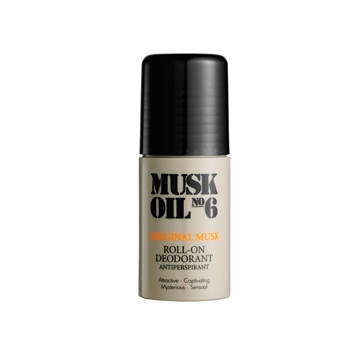 Musk Oil No. 6 Deo Roll On 75 ml