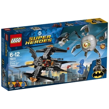 LEGO Super Heroes 76111 Batman Brother Eye Gefangen