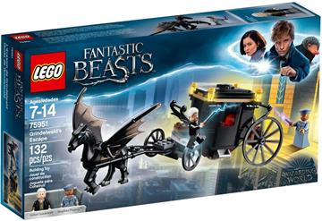LEGO Harry Potter Fantastic Beasts 75951 Grindelwalds Flucht