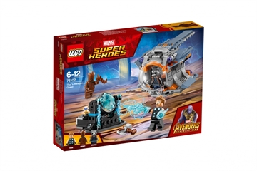 LEGO SUPER HEROES 76102 Thors Waffenmission