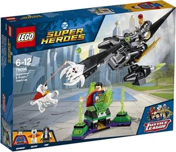 LEGO Super Heroes Superman & Krypto Team-Up 76096